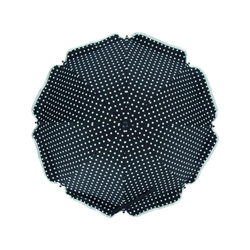 Umbrela pentru carucior 70 cm UV 50+ DOT Marin Fillikid imagine