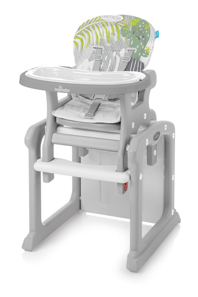 Baby Design Candy scaun de masa 2:1 - 07 Gray 2019