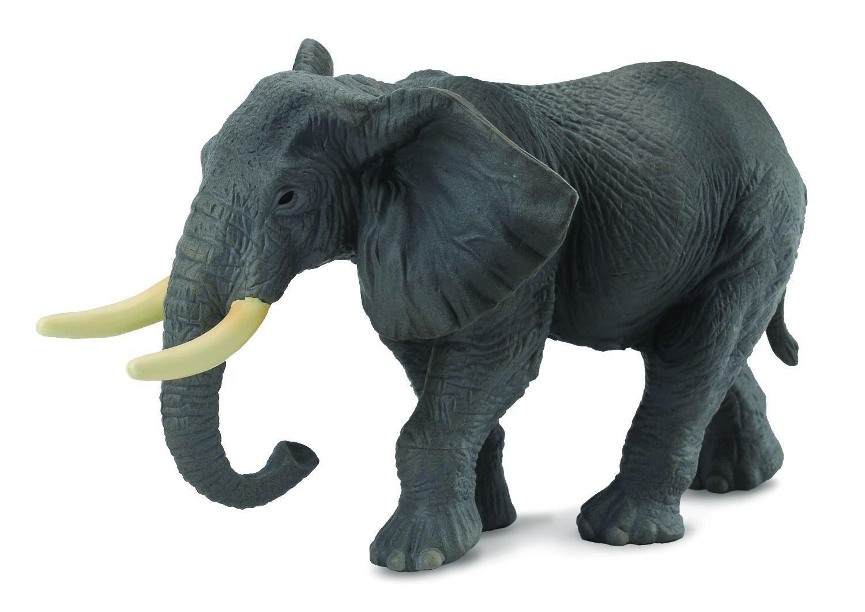 Figurina Elefant african - Collecta