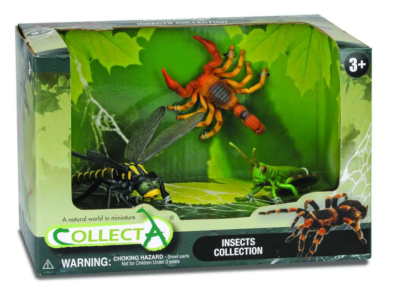 Set 3 figurine Insecte - Collecta