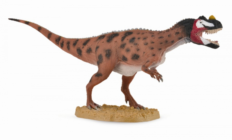 Figurina Dinozaur cu mandibula mobila Ceratosaurus Deluxe Collecta