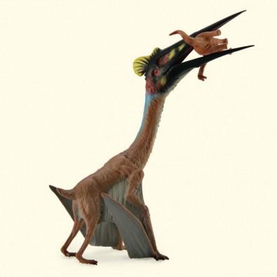 Figurina Quetzalcoatlus cu prada XL Collecta