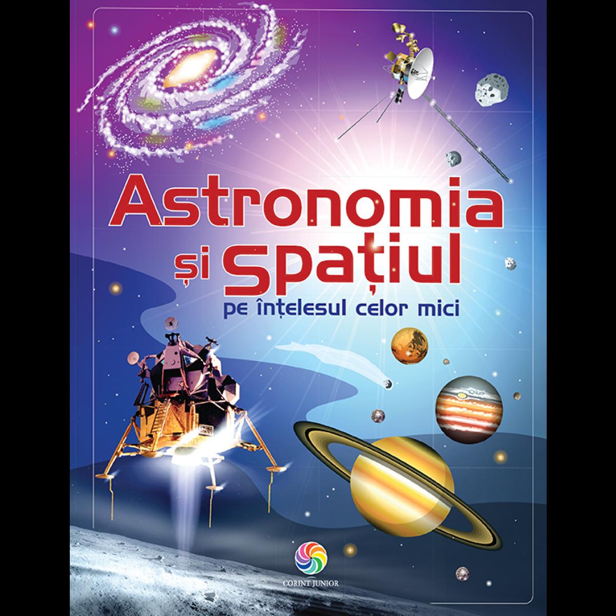 Astronomia si spatiul pe intelesul celor mici imagine