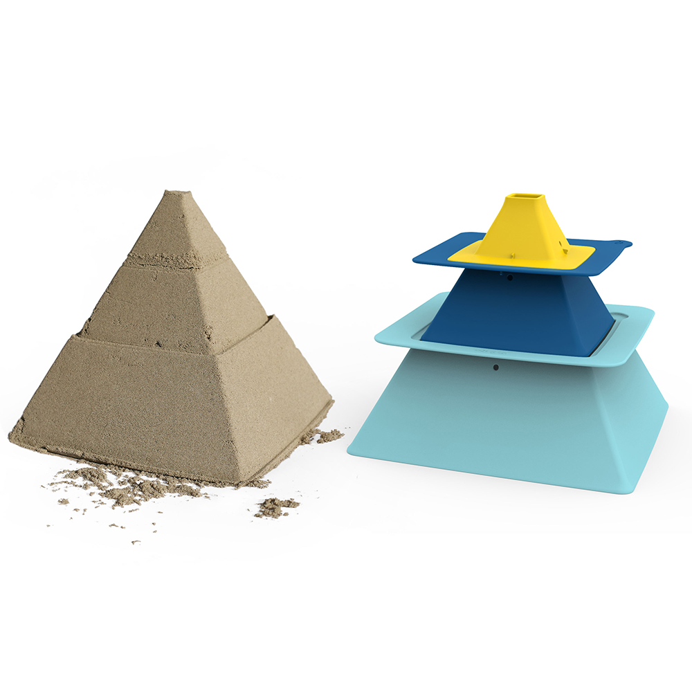 Pira - noua generatie de forme de nisip imagine