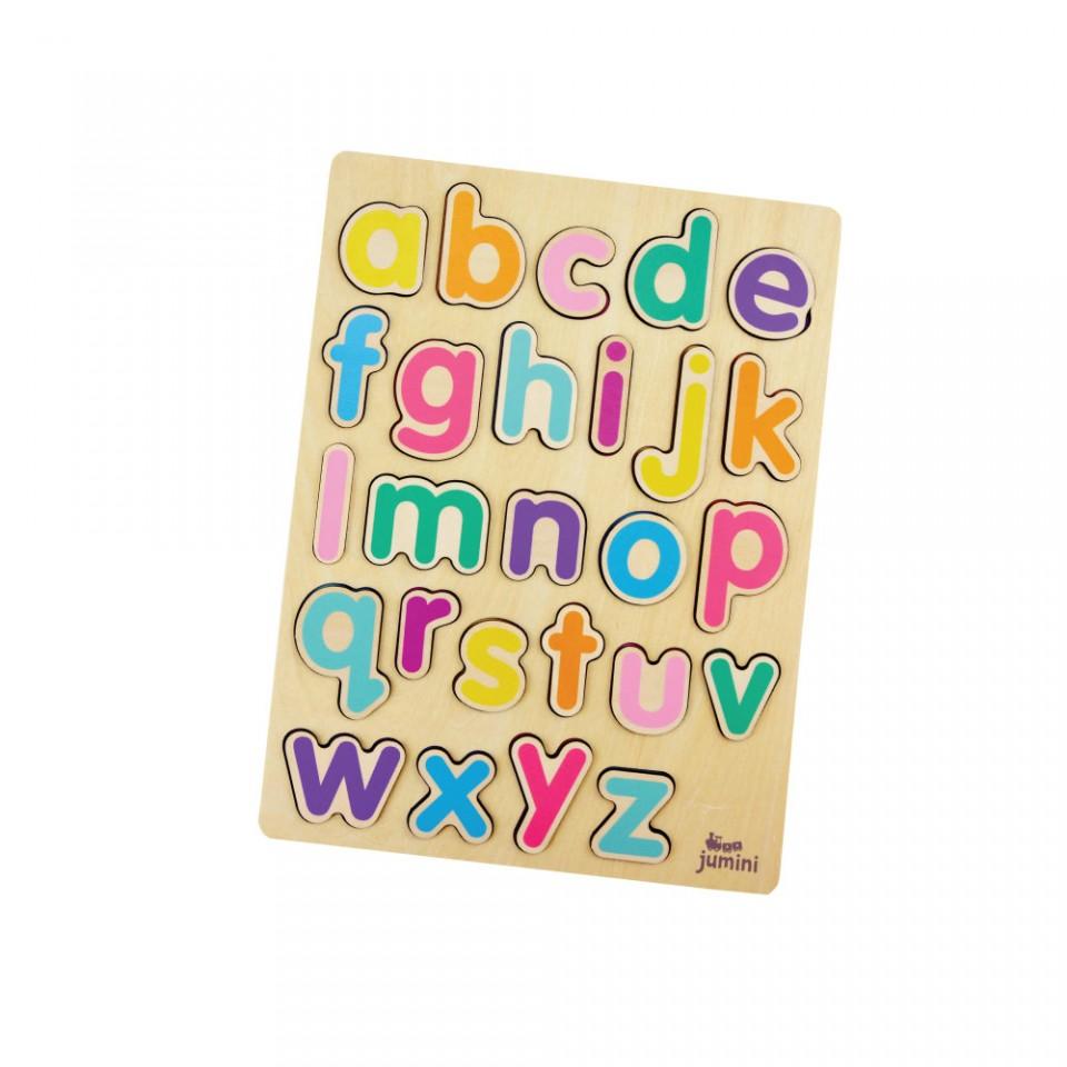 Puzzle Alfabet Jumini imagine