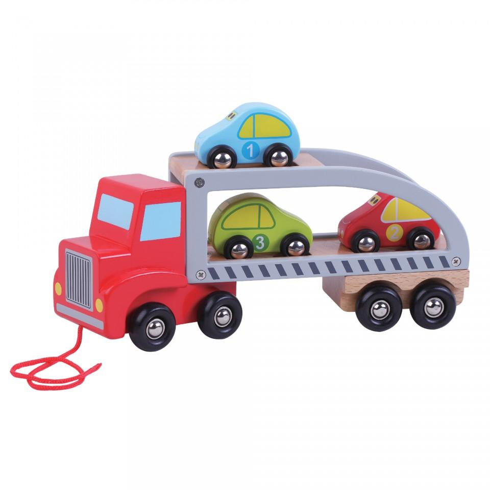 Transportator de masini