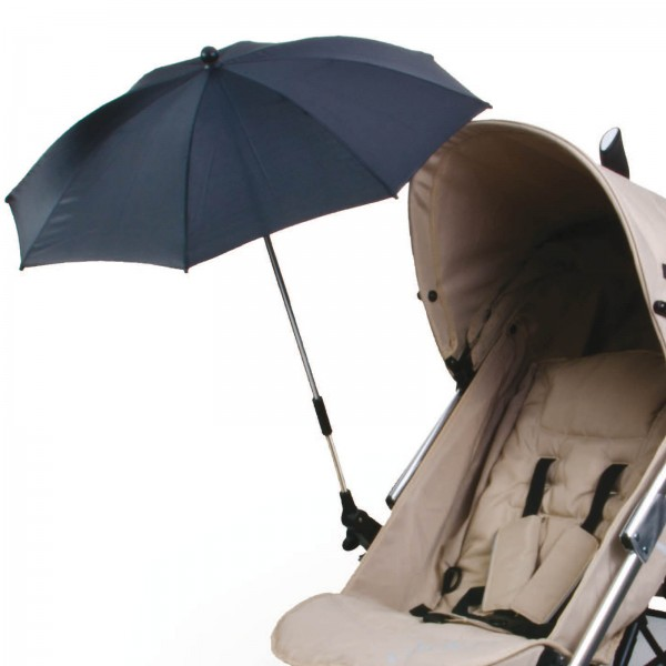 Umbrela pentru carucior copii Diago Neagra imagine