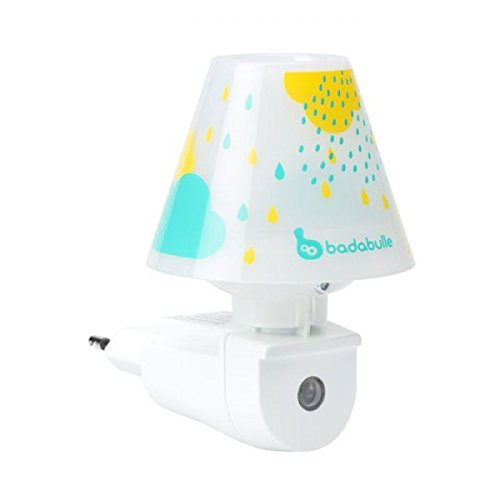 Badabulle–B015011–Lampa automata Night Shade Blue