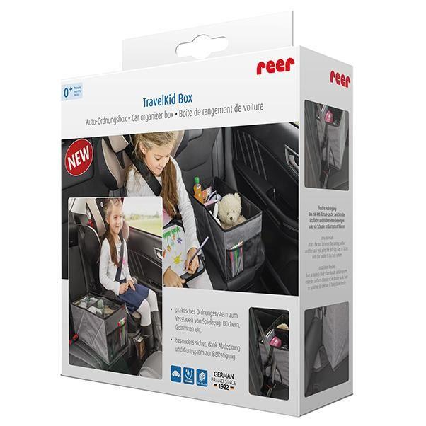 Cutie organizatoare pliabila pentru auto Reer TravelKid Box 86081 imagine