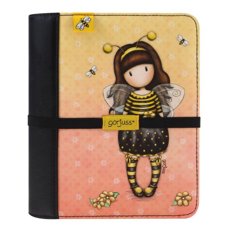 Jurnal calatorie Gorjuss Bee Loved imagine