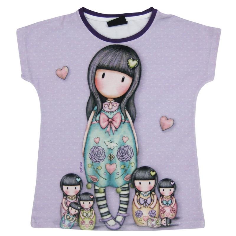 Tricou copii Gorjuss Seven Sisters imagine