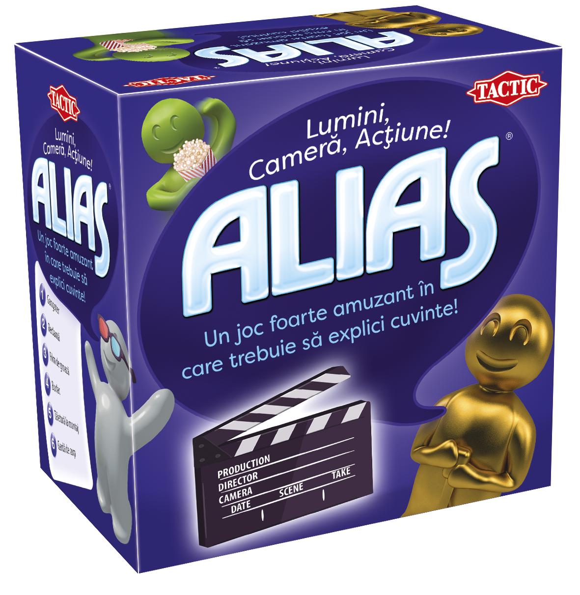 ALIAS MINI: LUMINI, CAMERA, ACTIUNE (RO)