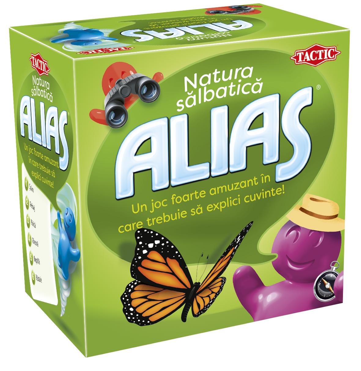 ALIAS MINI: NATURA SALBATICA (RO)
