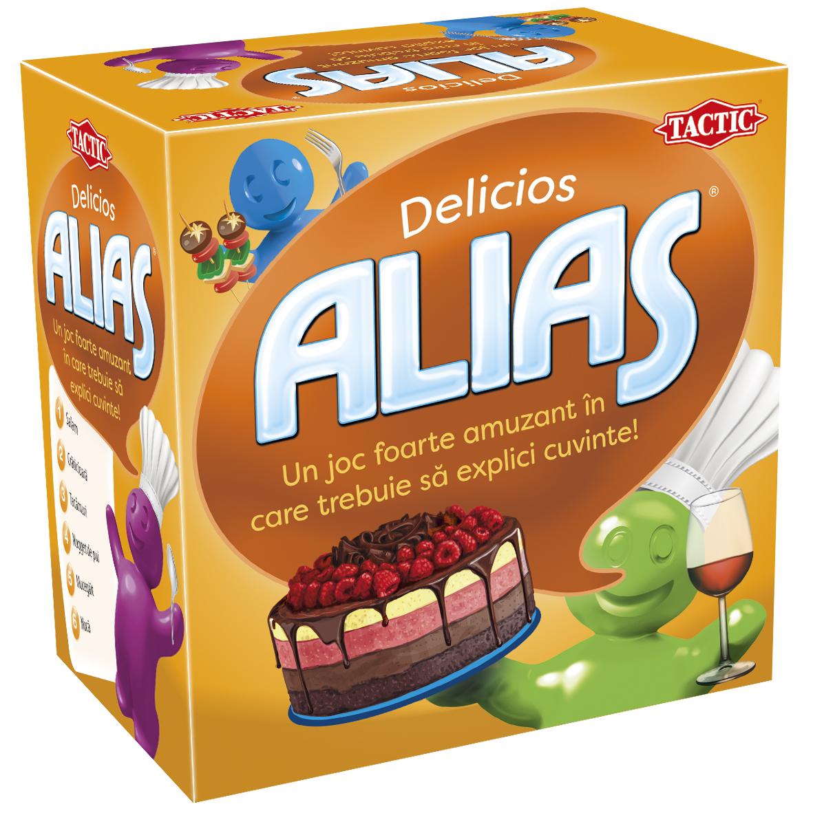 ALIAS MINI: DELICIOS (RO)