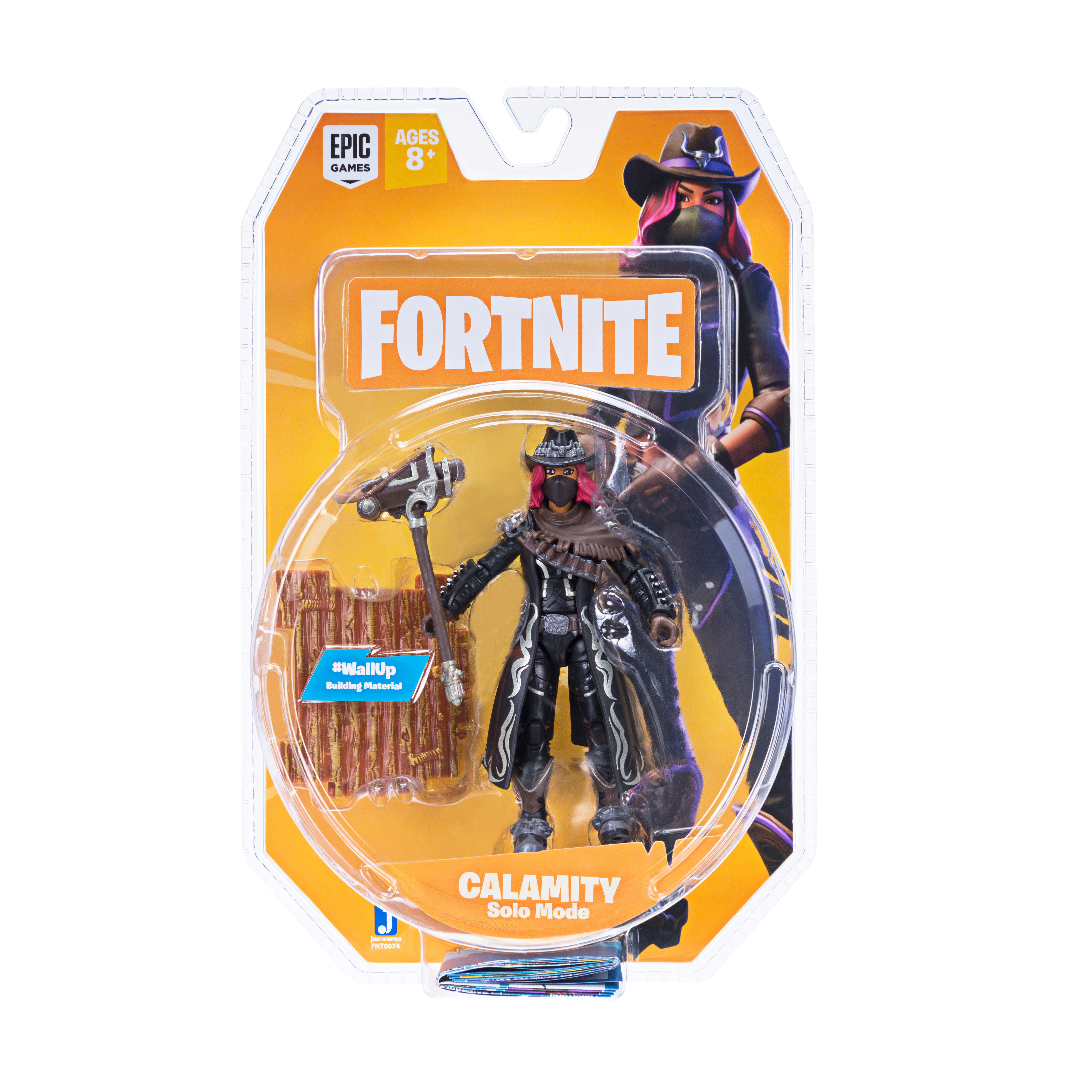 FORTNITE FIG. SOLO Calamity S3