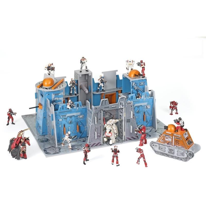 Castel Papo - Fortareata galactica