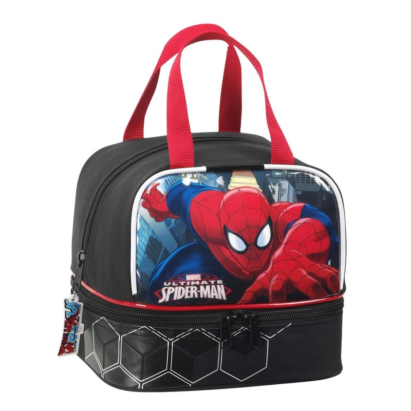 Geanta-copii-Spiderman imagine