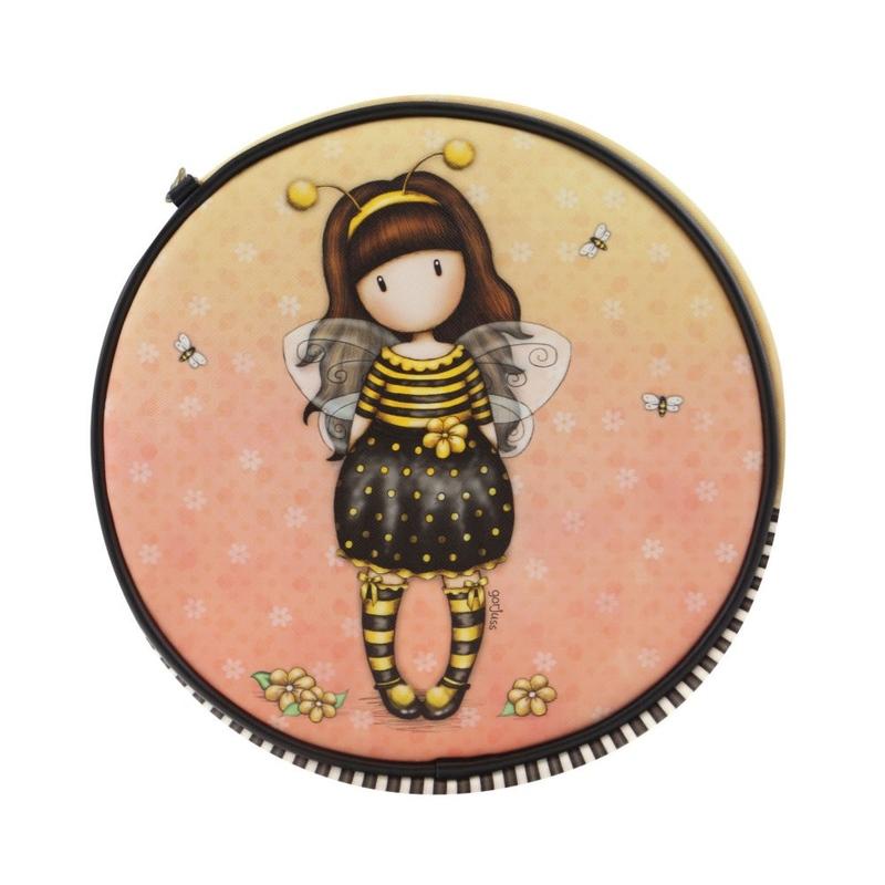 Geanta rotunda Gorjuss Bee Loved imagine