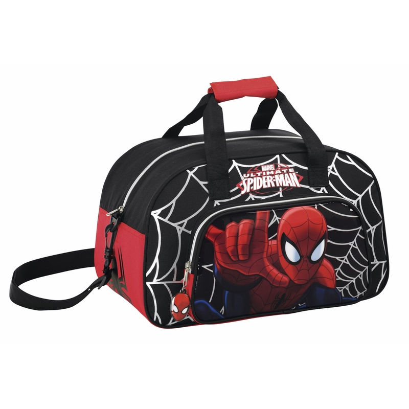 Geanta sport Spiderman