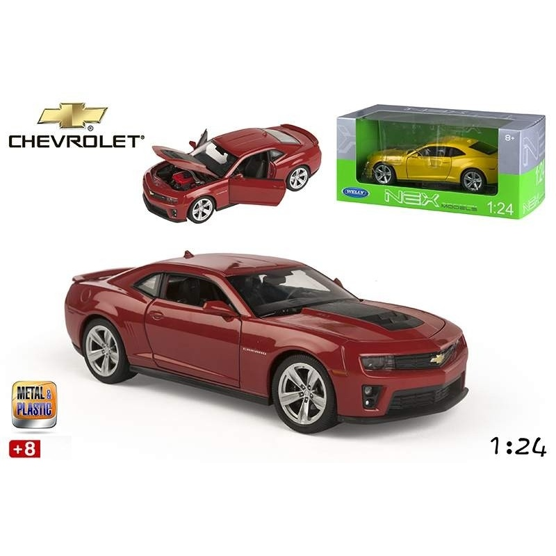 Masinuta diecast Chevrolet Camaro