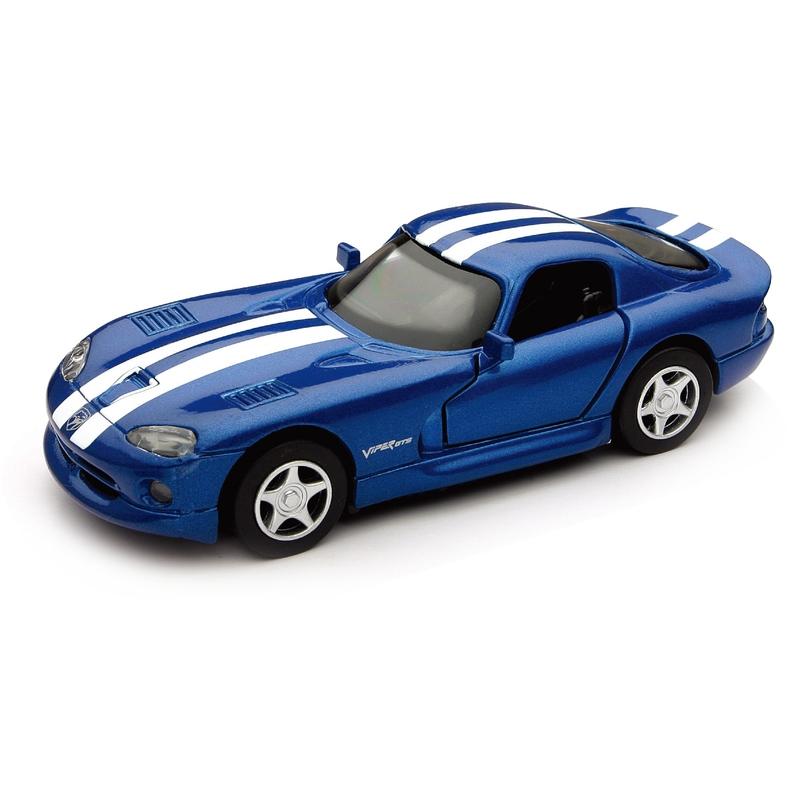 Masinuta diecast Dodge Viper GTS Coupe