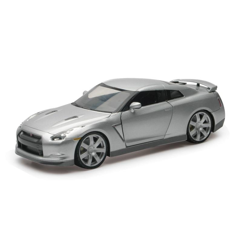 Masinuta diecast Nissan GT-R 2009
