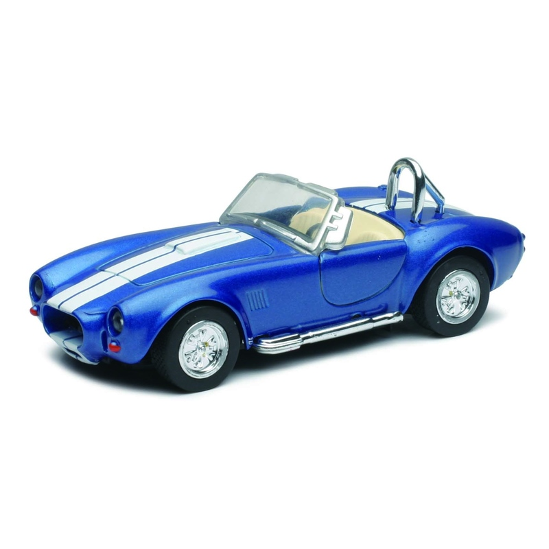 Masinuta diecast Shelby Cobra 427 s/c 1966