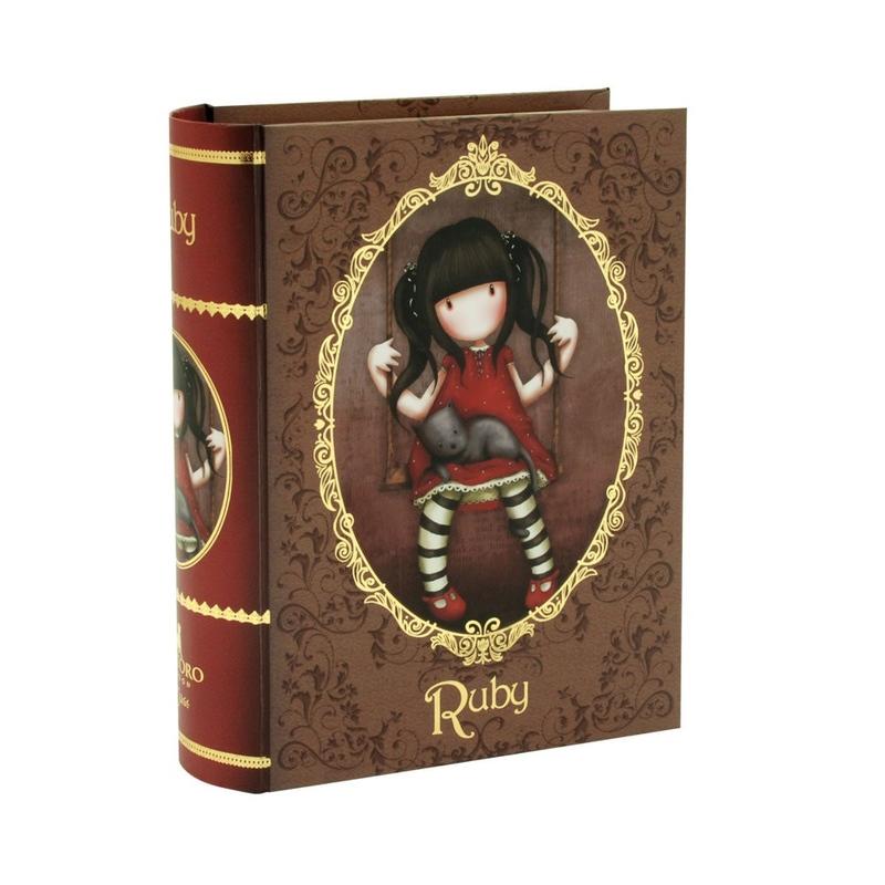 Gorjuss Set 2 cutii carte Gorjuss Ruby-Dusk imagine