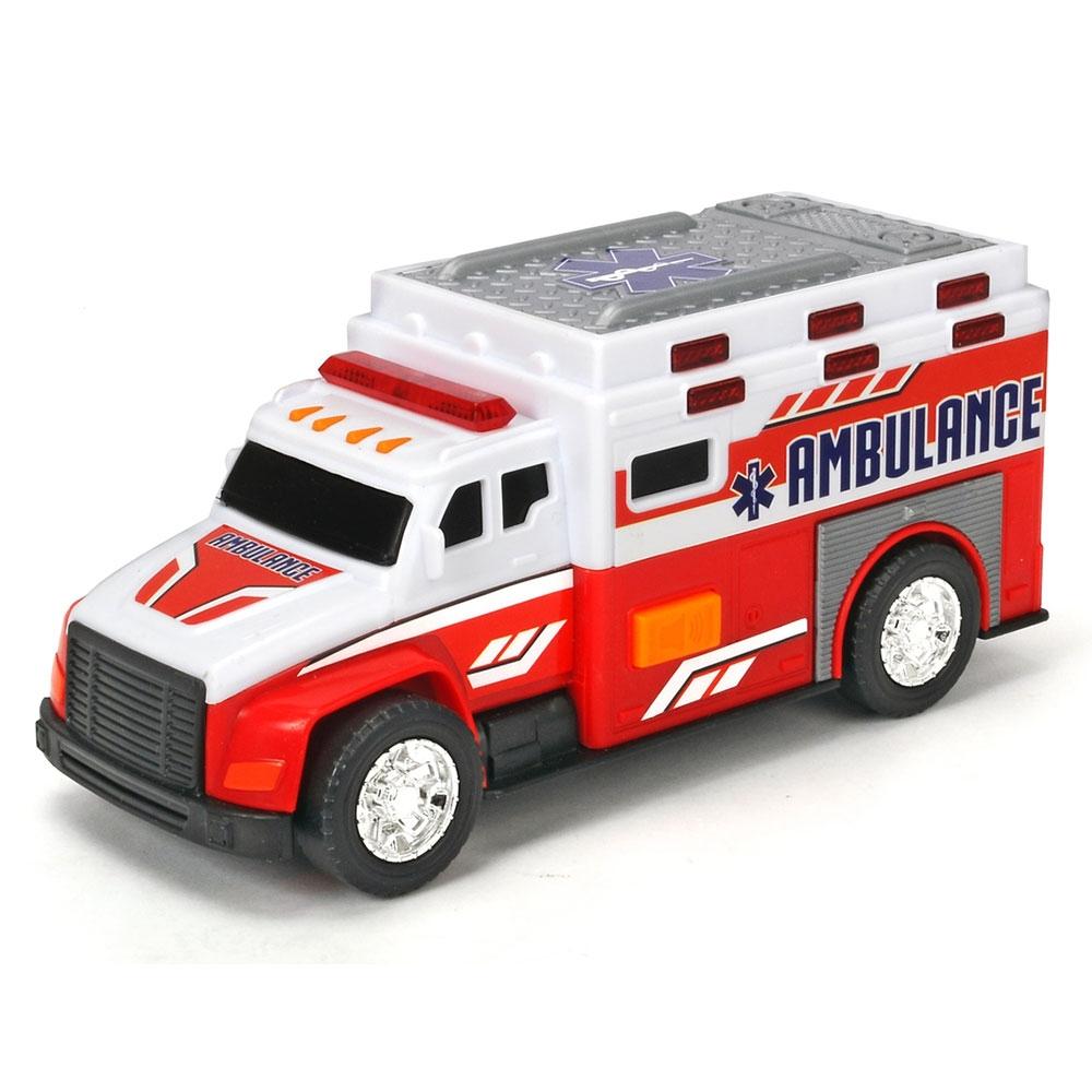 Masina ambulanta Dickie Toys Ambulance FO imagine