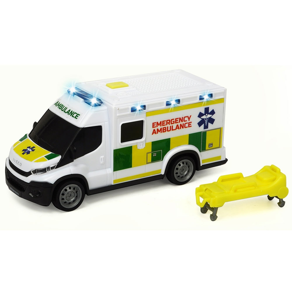Masina ambulanta Dickie Toys Iveco Daily Ambulance