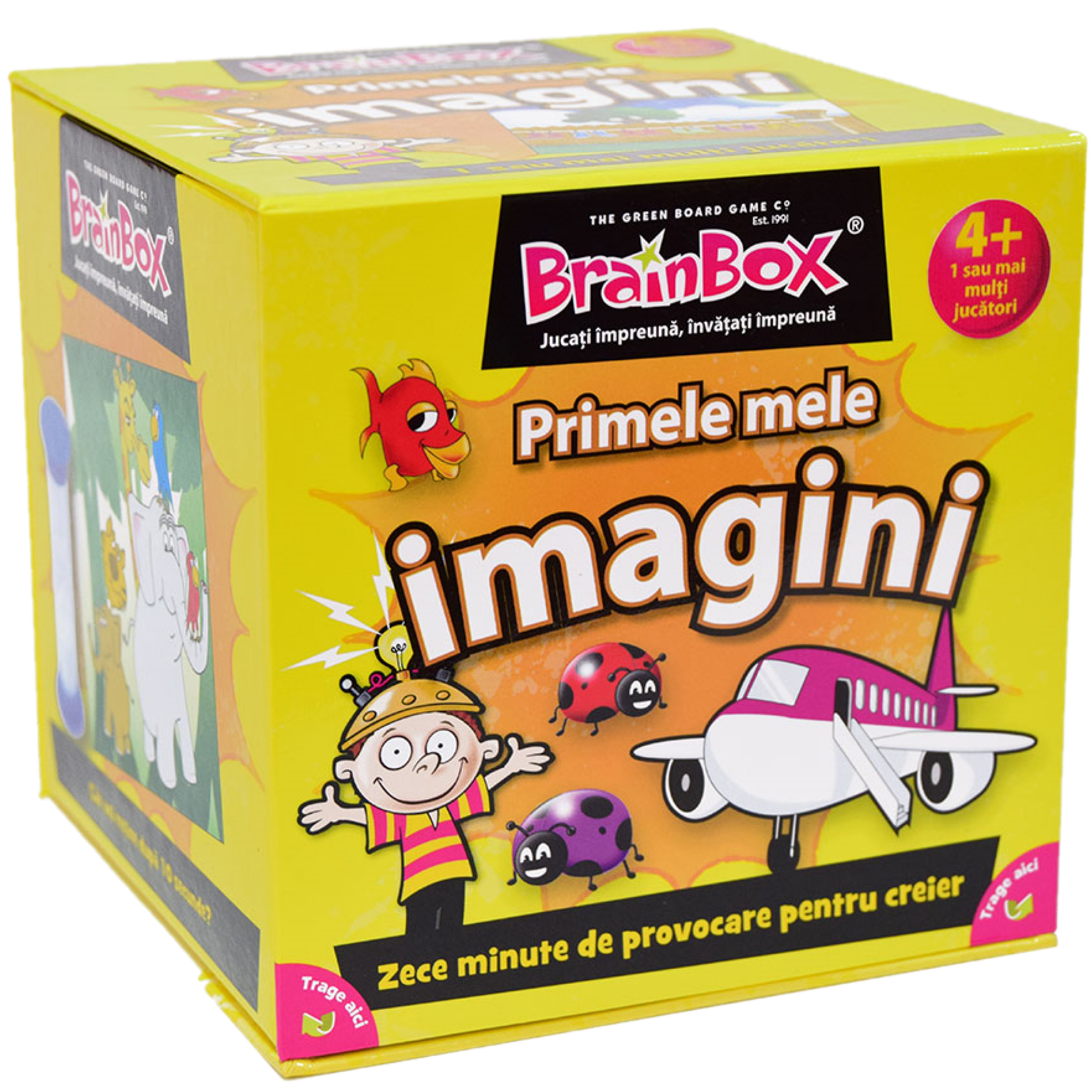 Primele mele imagini - BrainBox