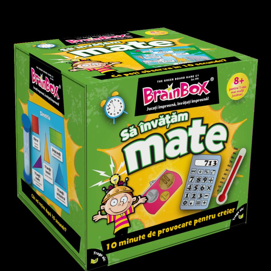 Sa Invatam Mate – BrainBox