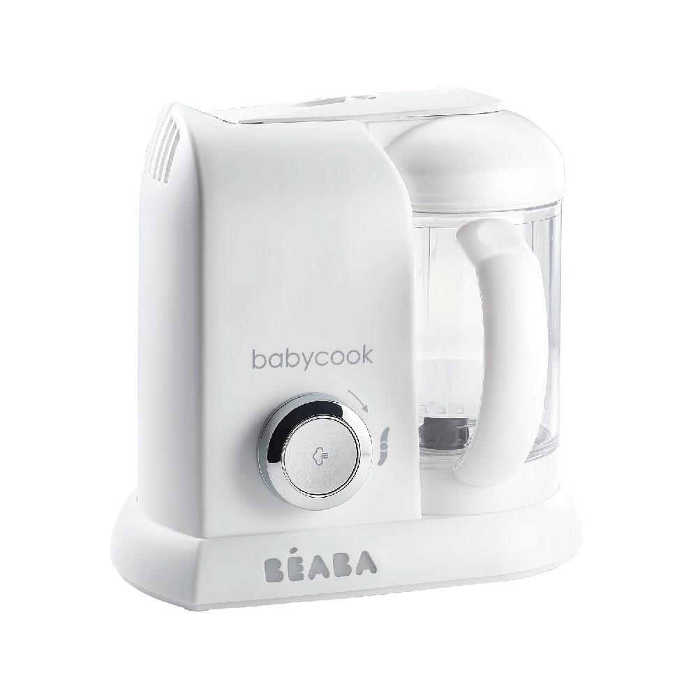 Robot Beaba Babycook Solo White/Silver imagine