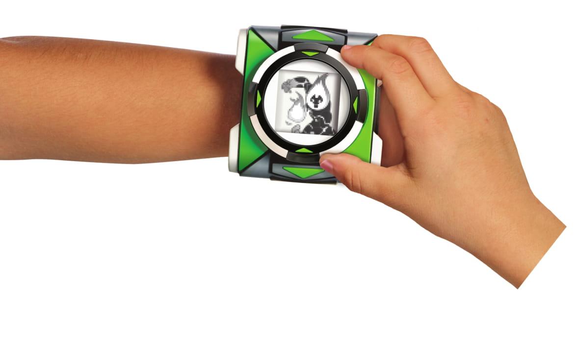 BEN 10 LCD GAME OMNITRIX imagine