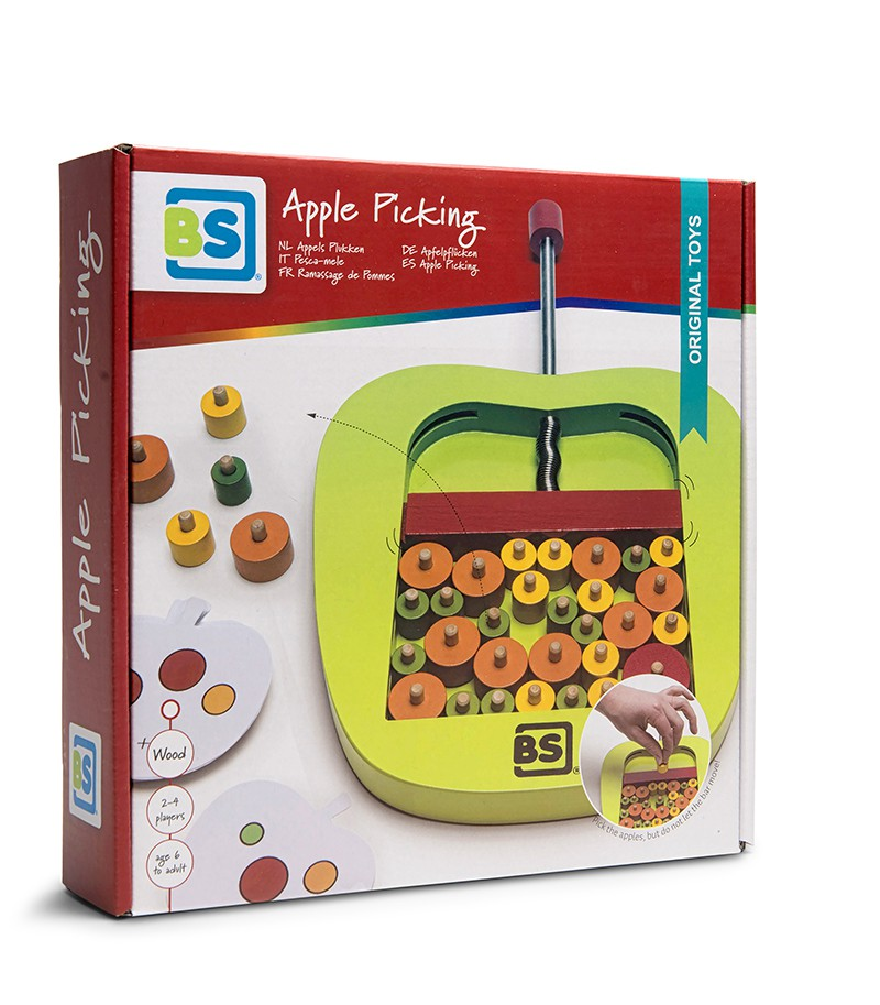 Joc de indemanare Apple Picking