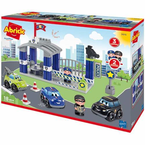 Joc de Construit Statia de Politie Abrick