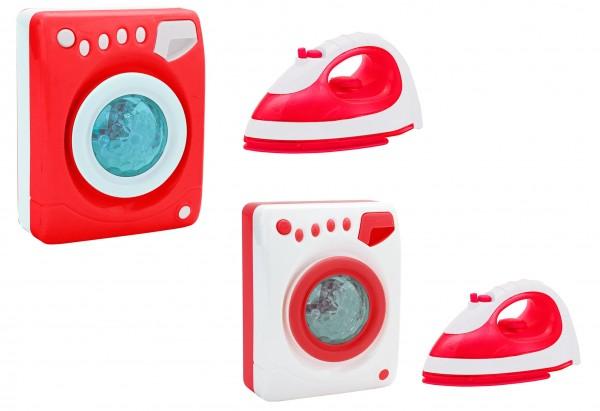 Set masina de spalat si fier de calcat Globo pentru copii