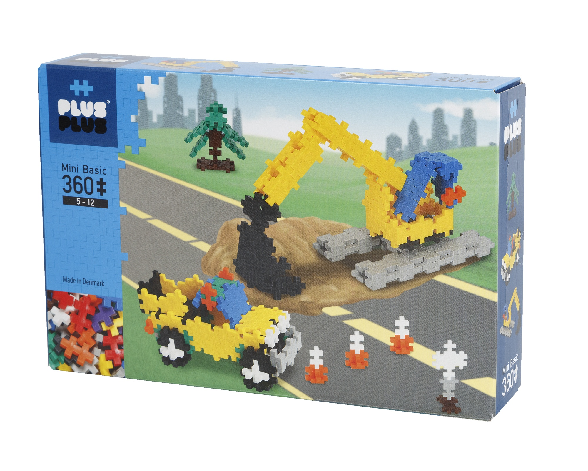 Plus Plus Basic Constructii-360 Pcs
