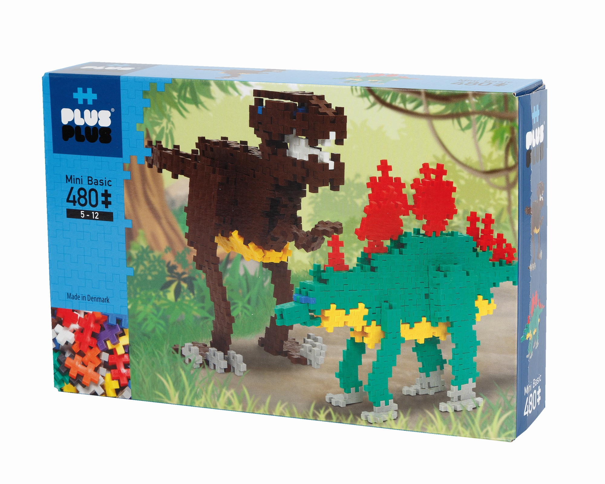 Plus Plus Basic Dinozauri - 480 Pcs