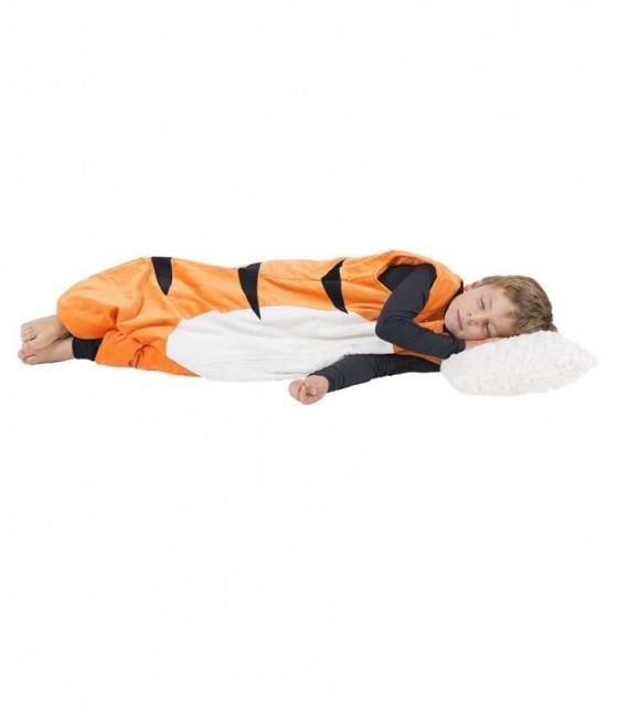 Sac de dormit cu picioare Penguin Bag model Tigru imagine