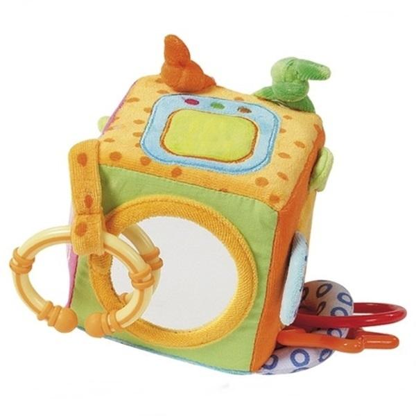 Jucarie - Set De Cuburi - Brevi Soft Toys