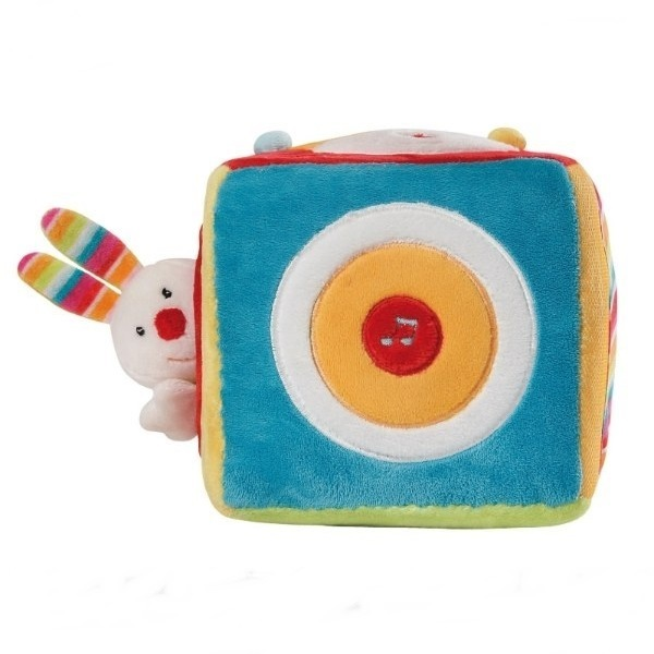 Jucarie Cub Cu Sunete - Brevi (brevi Soft Toys)
