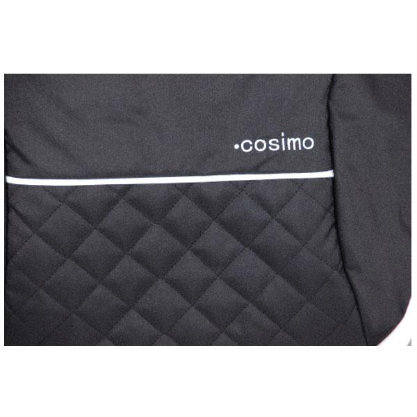 Carucior Sport Cosimo Grey Coletto