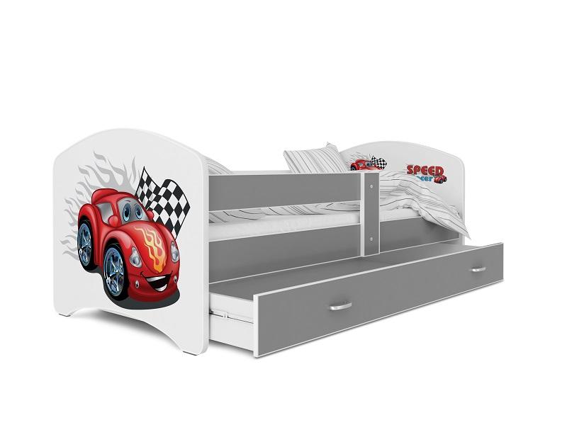 Patut Tineret MyKids Lucky 01 Speed Racer-140x80 imagine