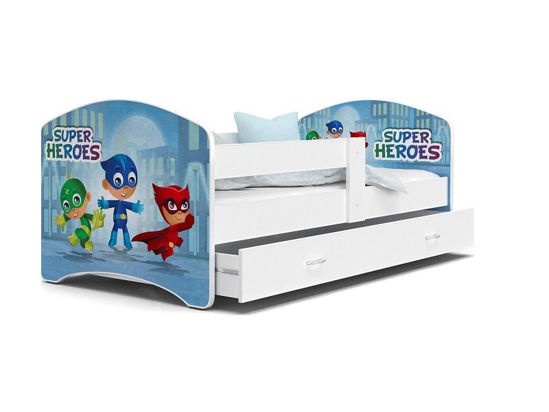 Patut Tineret MyKids Lucky 54 Super Heroes-140x80 imagine