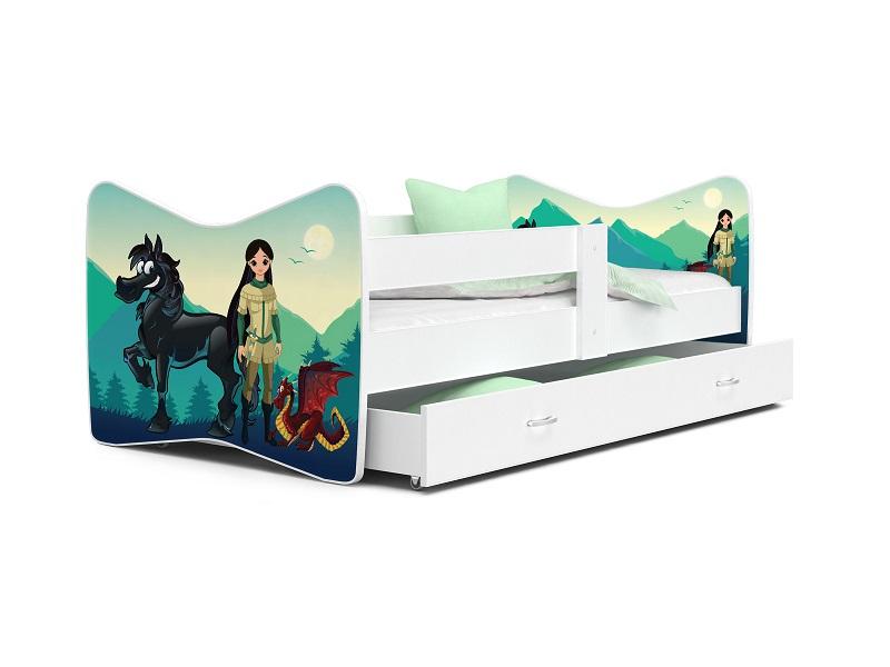 Patut Tineret MyKids Tomi 66 Adventure Girl-160x80 imagine