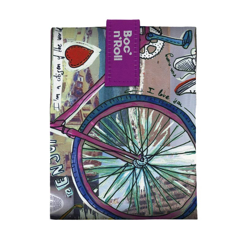 Boc'n'Roll TEENS Girls Bicycle, Ambalaj reutilizabil pentru sandwich imagine