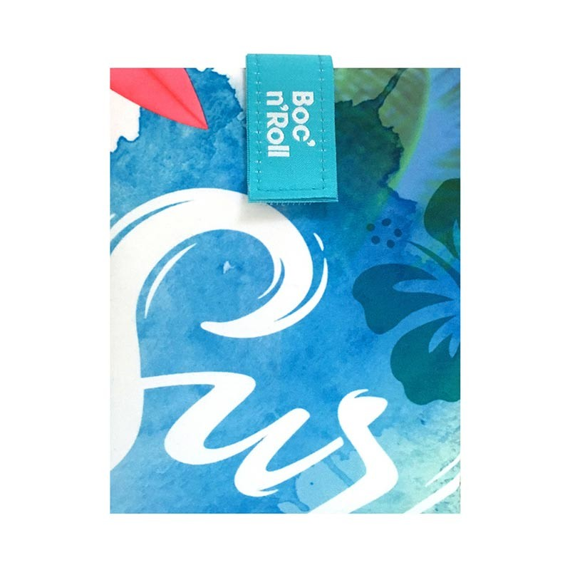 Boc'n'Roll Young SURF, Ambalaj reutilizabil pentru sandwich imagine