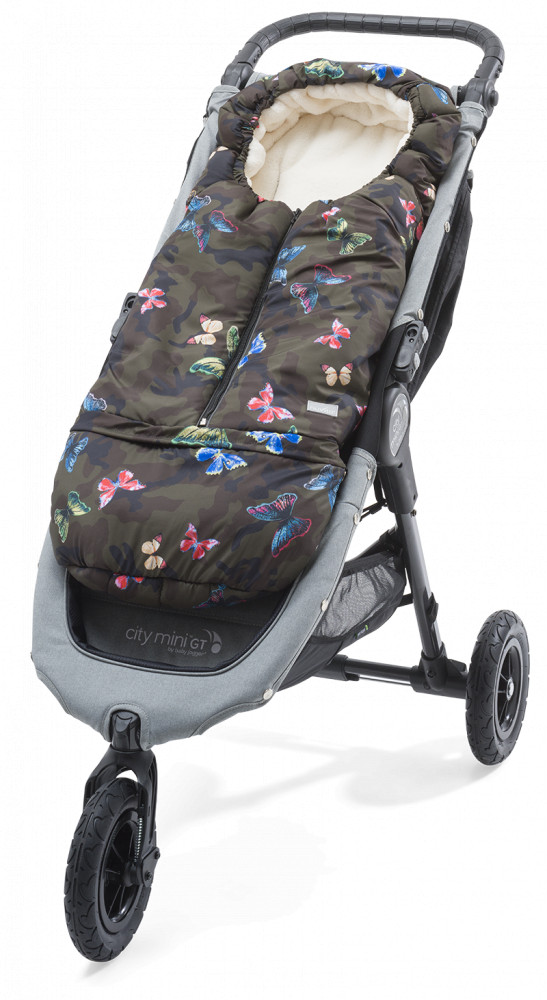 Nuvita Carry On sac de iarna 2 in 1 80/105 cm Camouflage / Beige - 9845
