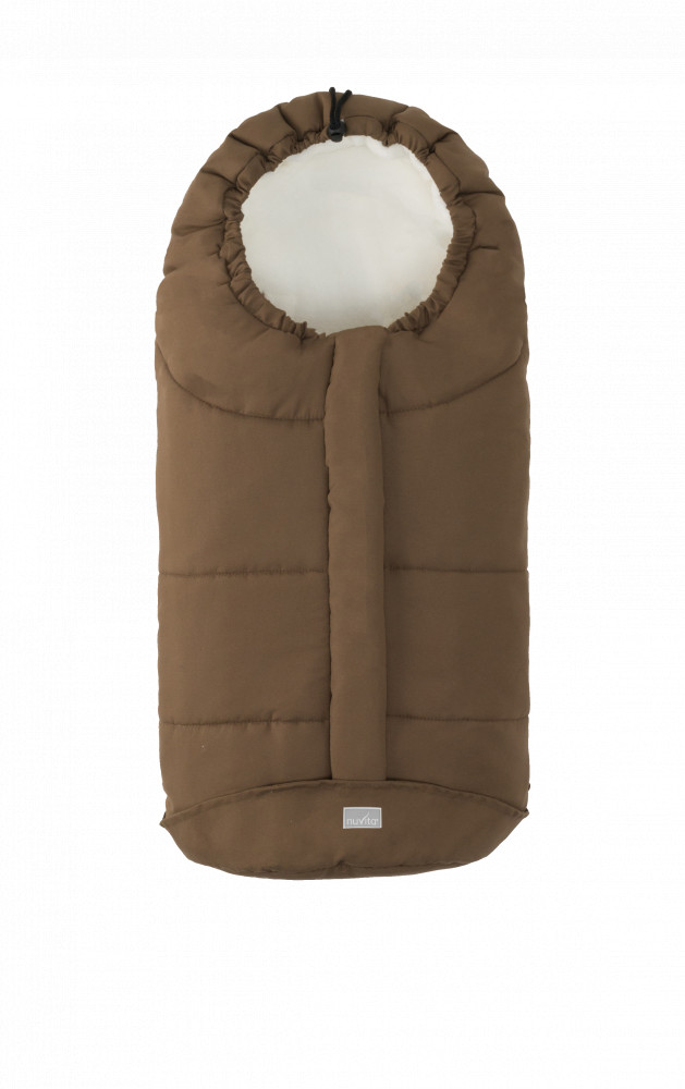 Nuvita Ovetto City sac de iarna 80cm - Taupe / Beige - 9045 imagine
